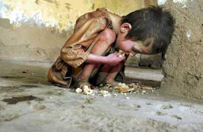 anak-kelaparan
